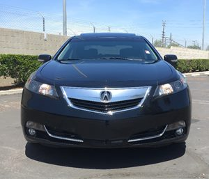 2013 Acura TL Special Edition Carfax 1-Owner 18 X 8 10-Spoke Alloy Wheels Air Conditioning
