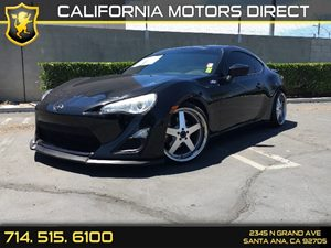 2013 Scion FR-S  Carfax Report  Black  We are not responsible for typographical errors All pr