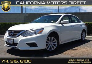 2016 Nissan Altima 25 Carfax 1-Owner - No AccidentsDamage Reported Audio  Auxiliary Audio Inpu
