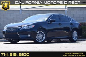 2013 Lexus ES 350 4dr Sdn Carfax 1-Owner  Black  We are not responsible for typographical erro