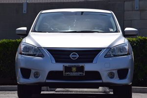 2014 Nissan Sentra SR Carfax Report - No AccidentsDamage Reported  Brilliant Silver  We are n