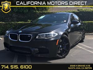 2014 BMW M5  Carfax 1-Owner  Azurite Black Metallic  We are not responsible for typographical
