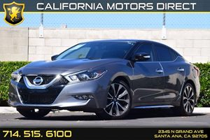 2016 Nissan Maxima 35 SR Carfax 1-Owner - No AccidentsDamage Reported  Gray  We are not resp