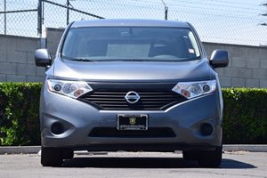 2015 Nissan Quest S Carfax 1-Owner - No AccidentsDamage Reported  Gray  We are not responsibl