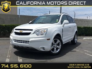 2013 Chevrolet Captiva Sport Fleet LTZ Carfax Report - No AccidentsDamage Reported Air Condition