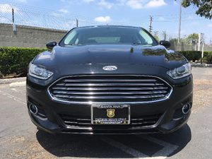 2016 Ford Fusion S Carfax 1-Owner - No AccidentsDamage Reported  Shadow Black  We are not res