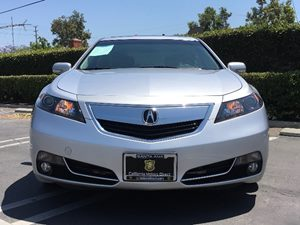 2014 Acura TL Special Edition Carfax 1-Owner Air Conditioning  AC Audio  Auxiliary Audio Inpu