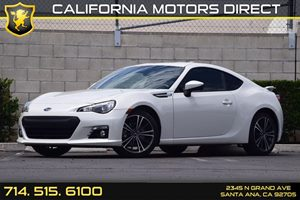 2015 Subaru BRZ Limited Carfax Report - No AccidentsDamage Reported  Crystal White Pearl  We