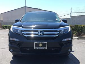 2016 Honda Pilot EX Carfax 1-Owner  Black Forest Pearl  We are not responsible for typographic