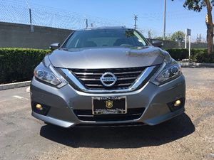 2016 Nissan Altima 35 SL Carfax 1-Owner Air Conditioning  AC Audio  Premium Sound System Co