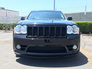 2008 Jeep Grand Cherokee SRT-8 Carfax Report - No AccidentsDamage Reported  Black  We are not