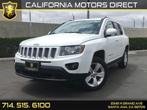 2014 Jeep Compass Latitude Carfax 1-Owner - No AccidentsDamage Reported Air Conditioning  AC