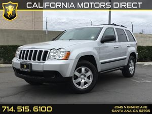 2009 Jeep Grand Cherokee Laredo Carfax Report - No AccidentsDamage Reported  Bright Silver Met