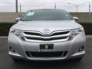 2014 Toyota Venza XLE Carfax 1-Owner  Classic Silver Metallic  We are not responsible for typo