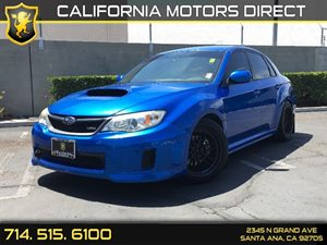 2012 Subaru Impreza Sedan WRX WRX Carfax Report - No AccidentsDamage Reported Audio  Auxiliary
