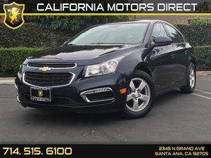 2015 Chevrolet Cruze LT Carfax Report - No AccidentsDamage Reported  Dk Blue  We are not res