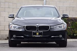 2013 BMW 3 Series ActiveHybrid 3 Carfax 1-Owner  Black Sapphire Metallic  We are not responsib