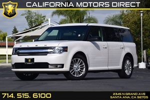 2013 Ford Flex SEL Carfax 1-Owner  White Platinum Metallic  We are not responsible for typogra