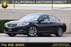 2014 Honda Accord Sedan Sport Carfax 1-Owner  Crystal Black Pearl  We are not responsible for