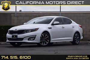 2014 Kia Optima SX Carfax 1-Owner  Snow White Pearl  We are not responsible for typographical