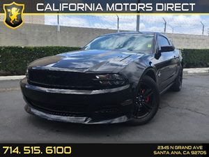 2012 Ford Mustang V6 Carfax Report Air Conditioning  AC Audio  Auxiliary Audio Input Displac