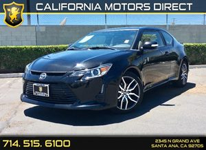 2014 Scion tC  Carfax 1-Owner - No AccidentsDamage Reported  Black  We are not responsible fo