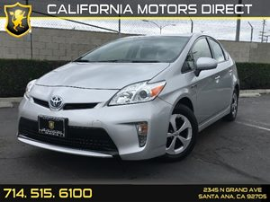 2014 Toyota Prius Two Carfax 1-Owner  Classic Silver Metallic  We are not responsible for typo