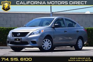2014 Nissan Versa S Plus Carfax 1-Owner - No AccidentsDamage Reported  Magnetic Gray  We are