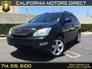 2007 Lexus RX 350  Carfax Report  Breakwater Blue Metallic  We are not responsible for typogra