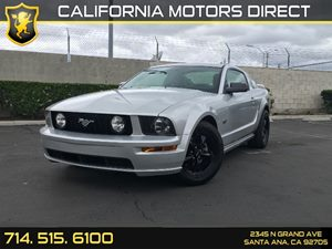2005 Ford Mustang GT Deluxe Carfax Report - No AccidentsDamage Reported  Satin Silver Metallic