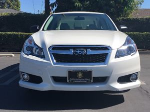 2014 Subaru Legacy 25i Carfax 1-Owner - No AccidentsDamage Reported Air Conditioning  AC Car