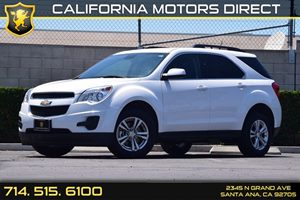 2015 Chevrolet Equinox LT Carfax Report - No AccidentsDamage Reported  Summit White  We are n