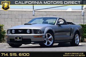 2009 Ford Mustang GT Premium Carfax Report - No AccidentsDamage Reported  Gray  We are not re