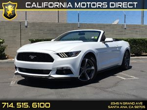 2016 Ford Mustang V6 Carfax 1-Owner - No AccidentsDamage Reported  Oxford White  We are not r
