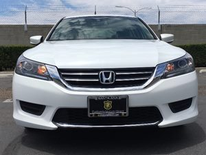 2014 Honda Accord Sedan LX Carfax 1-Owner  White Orchid Pearl  We are not responsible for typo