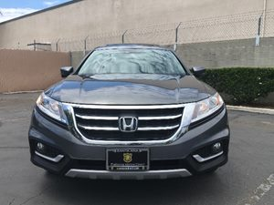 2014 Honda Crosstour EX-L Carfax 1-Owner - No AccidentsDamage Reported  Gray  We are not resp