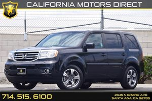 2015 Honda Pilot SE Carfax 1-Owner - No AccidentsDamage Reported  Crystal Black Pearl  We are