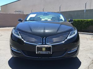 2014 Lincoln MKZ Hybrid Carfax 1-Owner  Tuxedo Black  We are not responsible for typographical