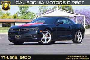 2014 Chevrolet Camaro LT Carfax 1-Owner Air Conditioning  AC Audio  AmFm Stereo Audio  Aux