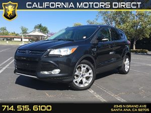 2013 Ford Escape SEL Carfax Report - No AccidentsDamage Reported  Tuxedo Black  We are not re
