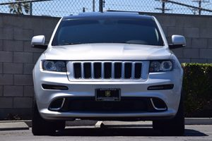 2012 Jeep Grand Cherokee SRT8 Carfax Report - No AccidentsDamage Reported Audio  Premium Sound