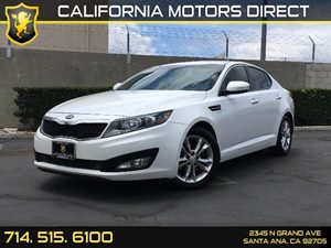 2013 Kia Optima EX Carfax 1-Owner  Snow White Pearl  We are not responsible for typographical