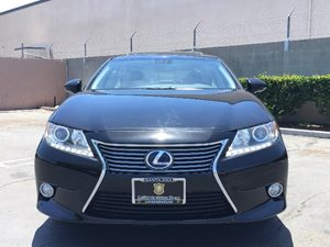 2013 Lexus ES 300h Hybrid Carfax 1-Owner Audio  Auxiliary Audio Input Convenience  Keyless Sta
