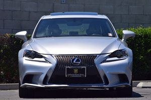 2014 Lexus IS 250  Carfax 1-Owner  Atomic Silver  We are not responsible for typographical err