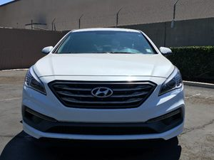 2015 Hyundai Sonata 24L Sport Carfax 1-Owner Audio  Auxiliary Audio Input Clearcoat Paint Con