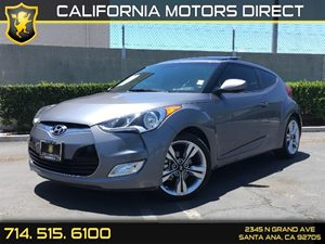 2016 Hyundai Veloster  Carfax 1-Owner - No AccidentsDamage Reported Audio  Auxiliary Audio Inpu