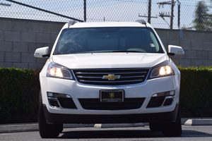 2014 Chevrolet Traverse LT Carfax 1-Owner - No AccidentsDamage Reported Convenience  Back-Up Ca