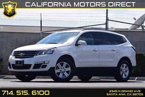 2014 Chevrolet Traverse LT Carfax 1-Owner - No AccidentsDamage Reported  White  We are not re