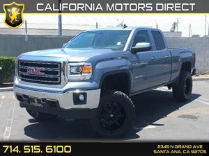 2015 GMC Sierra 1500 SLE Carfax 1-Owner  Stone Blue Metallic  We are not responsible for typog
