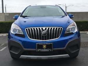 2015 Buick Encore  Carfax Report Audio  Auxiliary Audio Input Convenience  Back-Up Camera Con